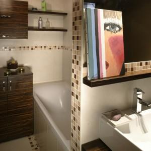 Tak w małej łazience wydzielisz więcej miejsca!