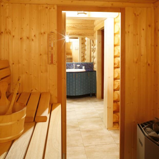 Sauna za rogiem