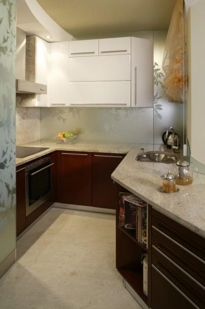Robocza część kuchni jest Mała kuchnia jak ją   -> Mala Kuchnia Jak Ją Urządzić