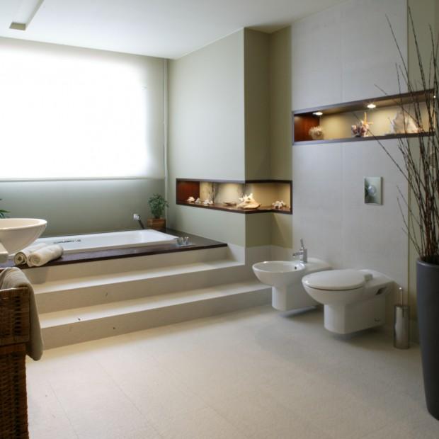 Zadbaj o wygodną strefę kąpieli w swojej łazience!