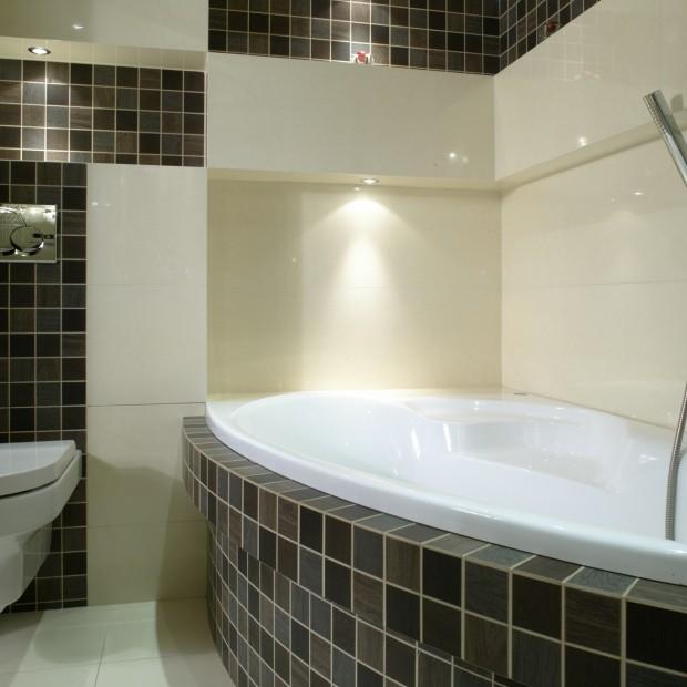 Wygodna łazienka, w której się zrelaksujesz: inspiracja