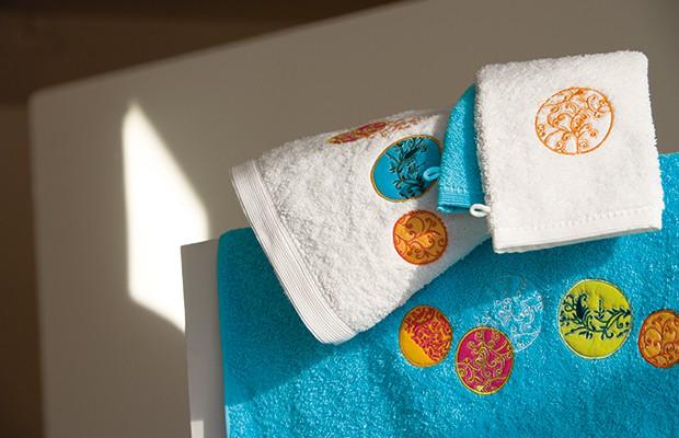 Carre Blanc ręczniki
