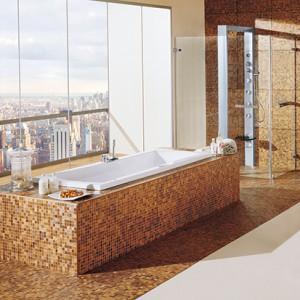 Kąpiel w luksusie
