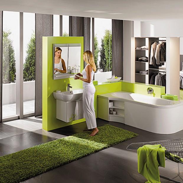Łazienka bez poślizgów