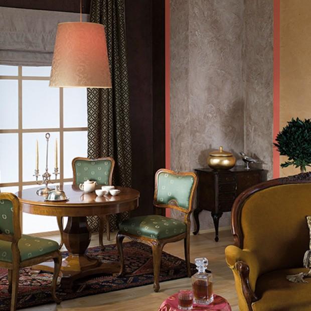 Jakie kolory do wnętrz w rustykalnym stylu?