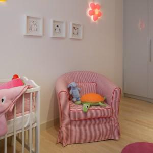 Pokój dla niemowlaka: ma być wygodnie!