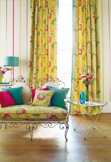 Harlequin, Impresje Home Collection zasłony