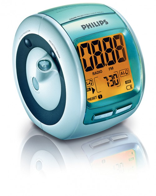 Philips radiobudzik