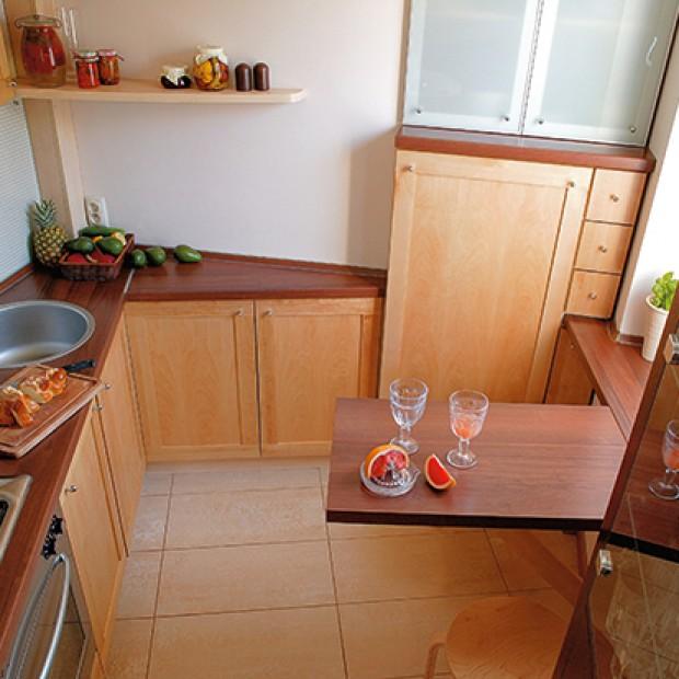 Do małej kuchni