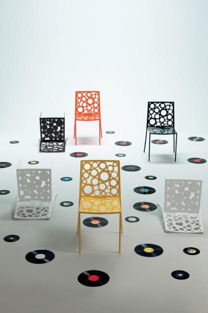 ITF krzesło