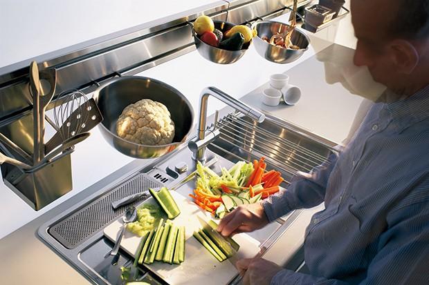 Franke system kuchenny