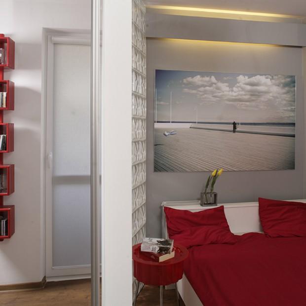 Mała sypialnia: urządź ją ze smakiem