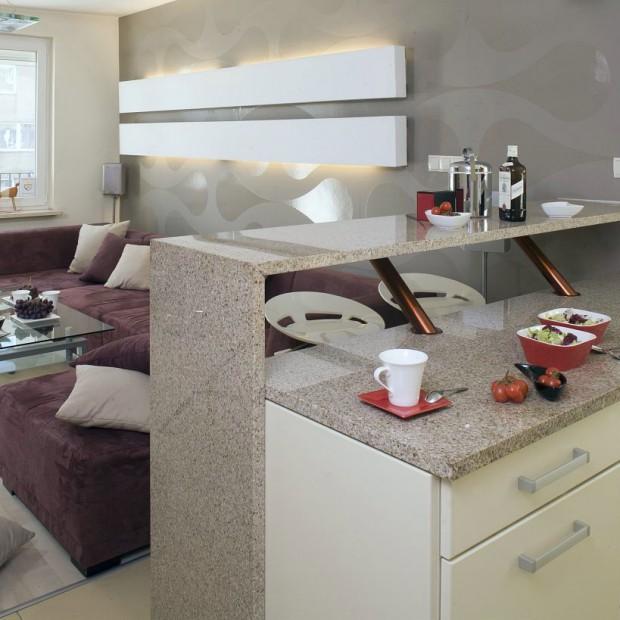 Aneks kuchenny w małym mieszkaniu: oszczędzamy przestrzeń