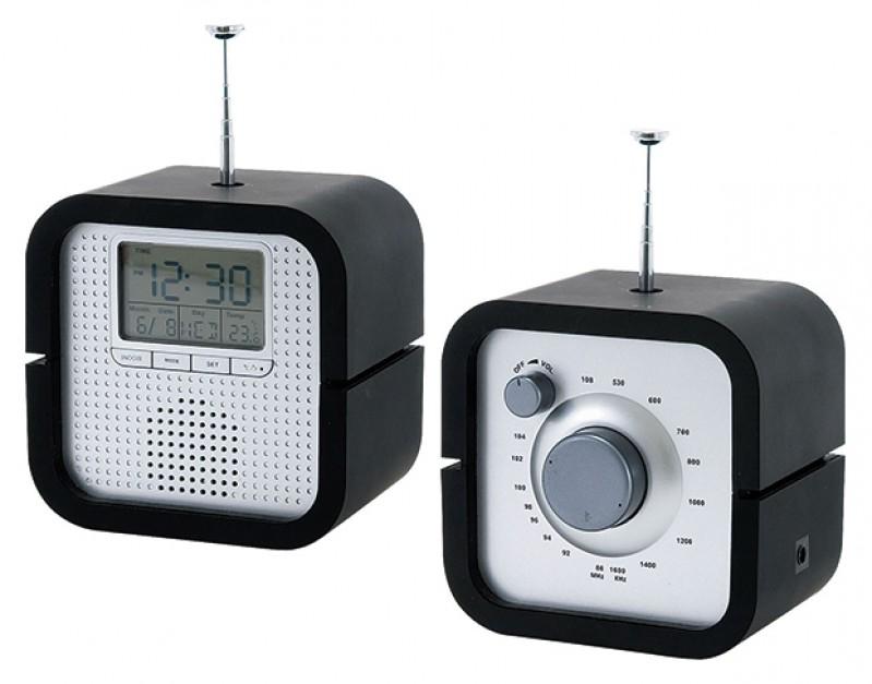 Present Time/Glamstore radiobudzik