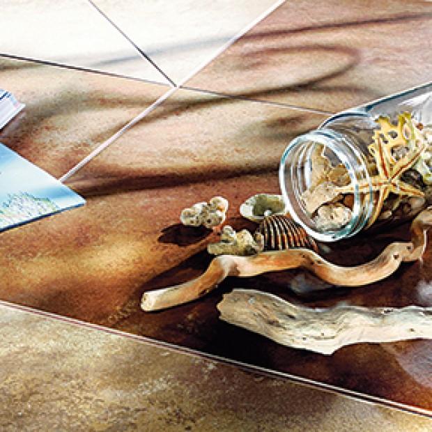 Podłogi, o które łatwo zadbać