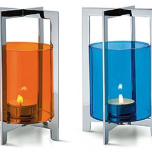Zmysłowe świeczniki, lampiony i zapachy