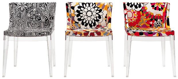 Kartell krzesła