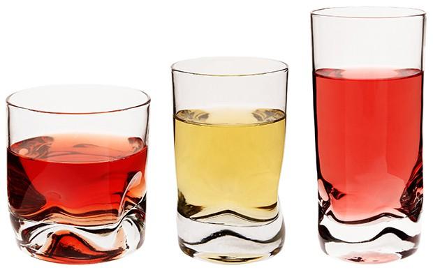 Nadir/Altom szklanka
