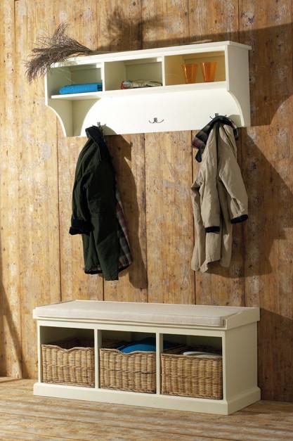 Hemelaer/Decolor Home & Garden wieszak i ławka
