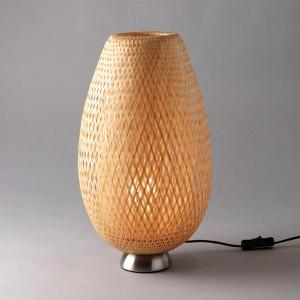 Plecionki: lampy plecione w stylu rustykalnym