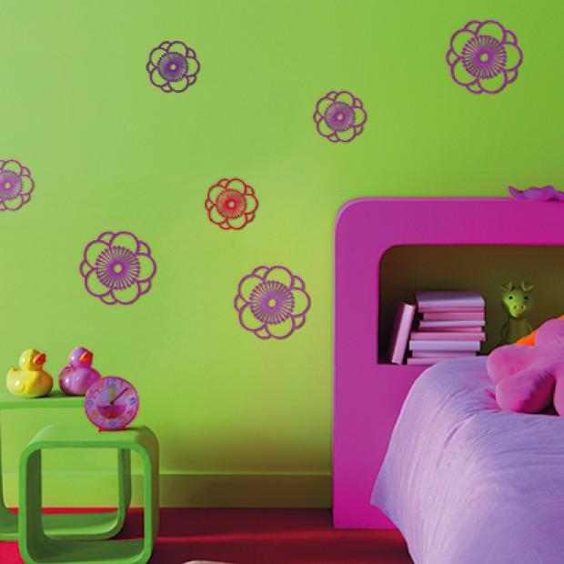 Kolorowe pomysły do pokoju dziecka. 20 najlepszych propozycji