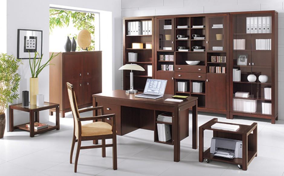 urz�dzamy miejsce do pracy w domu biurka fotele rega�y
