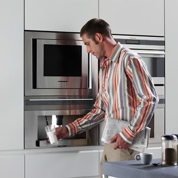 Męska strefa gotowania