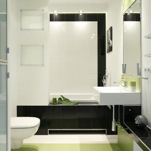 Powiększamy optycznie małą łazienkę
