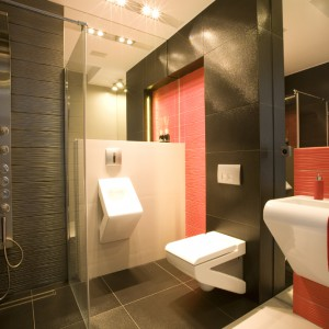 Łazienka bez schematów