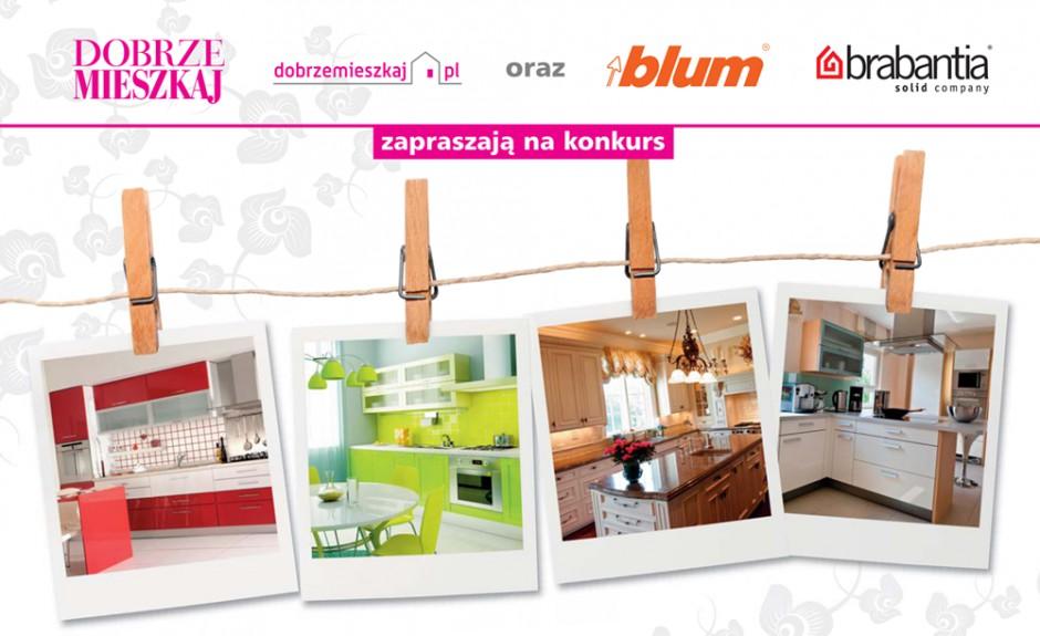 Wydarzenia Kuchnia z pomysłem  wyniki konkursu  Dobrzemieszkaj pl -> Kuchnia Z Pomyslem