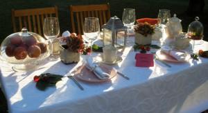 Zobacz wyniki naszego konkursu na zdjęcie stołu w wakacyjnej aranżacji.