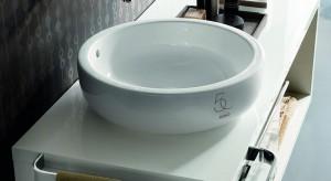 Zobaczcie, kto wygrał umywalkę Ego Koło z podpisem samego Antonio Citterio.