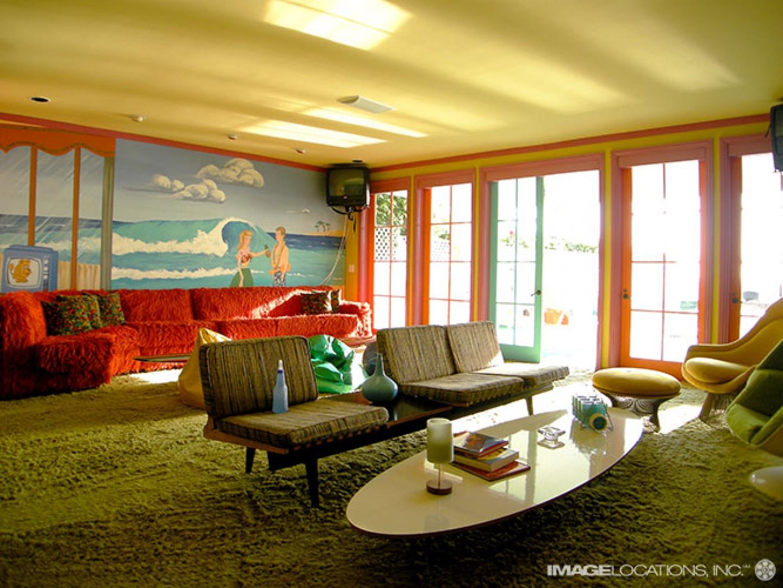Beach House Living Room