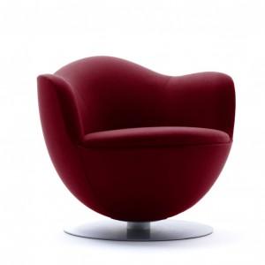 I efekt finalny - fotel Dalia. Fot. Cappellini, www.cappellini.it