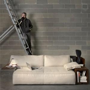 Modułowa sofa MyWorld projektu Philippe'a Starcka. Fot. Cassina, www.cassina.com