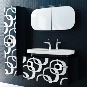 Mimo to kolekcja mebli łazienkowych dostępnych w przykuwającym oko różu lub stylowej czerni. Powłoka mebli wykonana została z materiału pozyskanego z recyklingu, którego wysoka jakość zapewnia maksymalną ochronę przed zadrapaniem. Wycena indywidualna, Laufen.