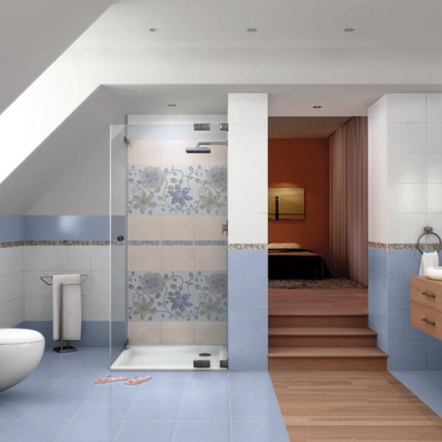 Jaki pomysł na łazienkę z kabiną prysznicową?