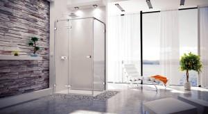 Wybierając kabinę prysznicową decydujmy się na taką, którą dobrze wpasuje się w przestrzeń naszej łazienki.