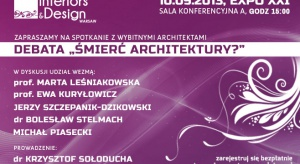Czy architektura współczesna jest jeszcze sztuką? Czy architekt jest dziś już tylko dostawcą usług, a dawne ambicje bycia intelektualistą, prekursorem nowych trendów i mód są w przypadku tego zawodu już nieaktualn