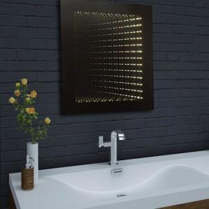 Lustro podświetlane 3D LED (PPHU Szkło-Lux Zbigniew Rus) - tytuł Dobry Design 2014