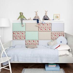 Zagłówek modułowy MADE FOR BED do pokoju dziecięcego  (KMK Studio Sp. z o.o.) - tytuł Dobry Design 2014