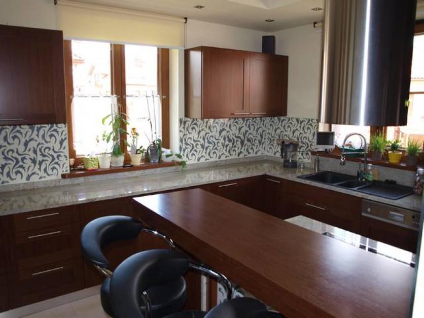 Wasze wnętrza  Dobrzemieszkaj pl -> Kuchnia W Fornirze