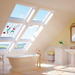 Kąpiel pod dachem