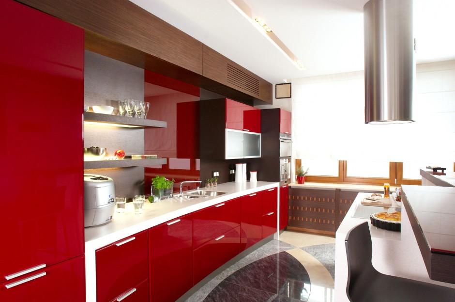 Fot Stabart  15 kuchni na wysoki połysk