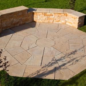 Kamień ciosany Ośmiobok Realit, Bruk-Bet