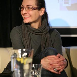 Magda Kochanowska.