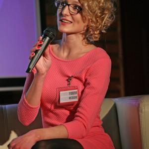 Julita Mostowska, współpracująca m.in. z łódzką Akademią Architektury.