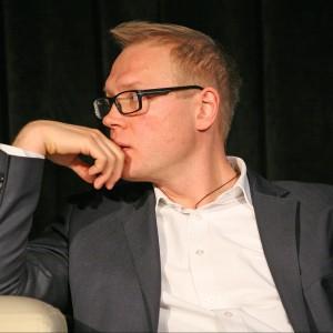 Dariusz Gocławski, projektant wnętrz, właściciel pracowni A+D, prezes polskiego Stowarzyszenia Projektantów Wnętrz.