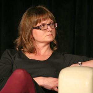 Iza Szewc, projektantka wnętrz, właścicielka pracowni Fabryka Nastroju.