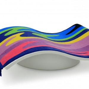 Flying Carpet to niezwykły fotel bujany proj. Eero Aarnio. Magis Me Too/Galeria Wnętrza.